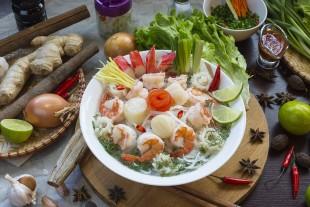 Viet Day Cafe открылось на Экомаркете