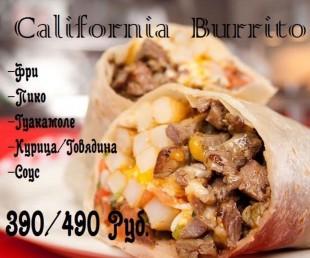 Новое блюдо в меню Tacodor