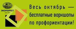 Октябрьские воркшопы по профориентации
