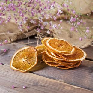 Апельсиновые чипсы - купить на Экомаркете