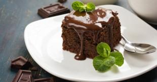 Кофейное пирожное - рецепт приготовления