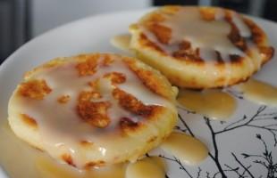 Сырники в духовке - рецепт приготовления
