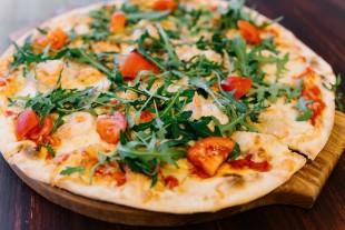 Пицца капричоза (Da Lorenzo)