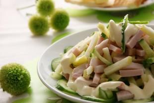 Салат австралийский - рецепт приготовления