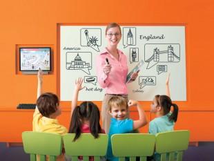 Английский для детей с English First