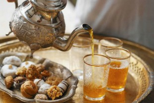 Чаепитие по-эфиопски