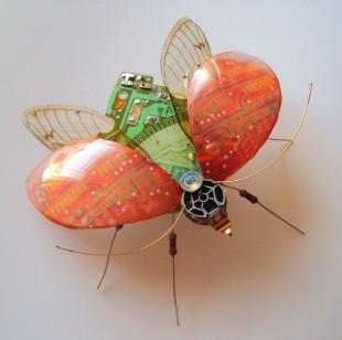 """Детский мастер-класс """"Удивительные насекомые"""""""