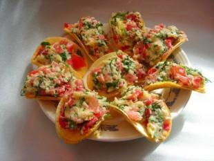 """Закуска """"Остров сокровищ"""" - рецепт приготовления"""