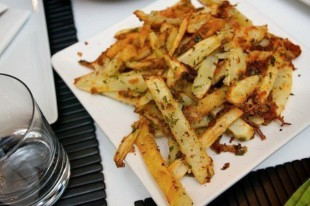 Картофель по-итальянски - рецепт приготовления