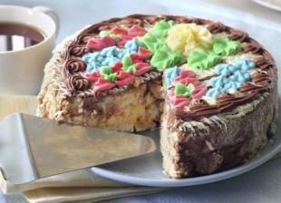 Киевский торт - рецепт приготовления