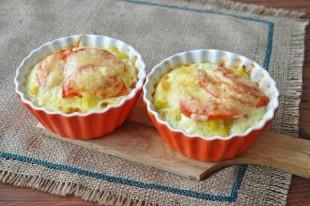 Запеканка с цветной капустой - рецепт приготовления