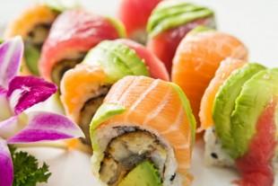 Мастер-класс по приготовлению суши из лосося