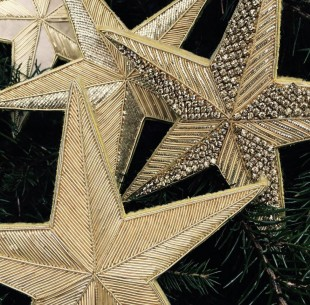 Мастерим рождественскую звезду