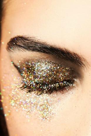 Мастер-класс: новогодний make up