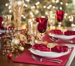Мастер-класс по декору новогоднего стола