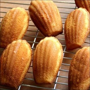 Мадленки «Двойной шоколад» - рецепт приготовления