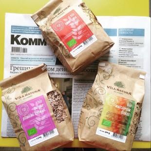 Органическая пшеничная мука
