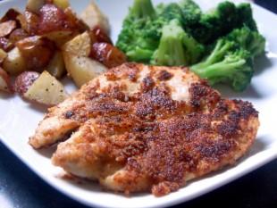 Куриное филе по-венгерски - рецепт приготовления