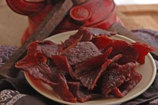 Вяленое мясо  - рецепт приготовления