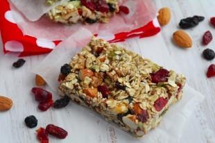 Орехово-злаковое печенье - рецепт приготовления