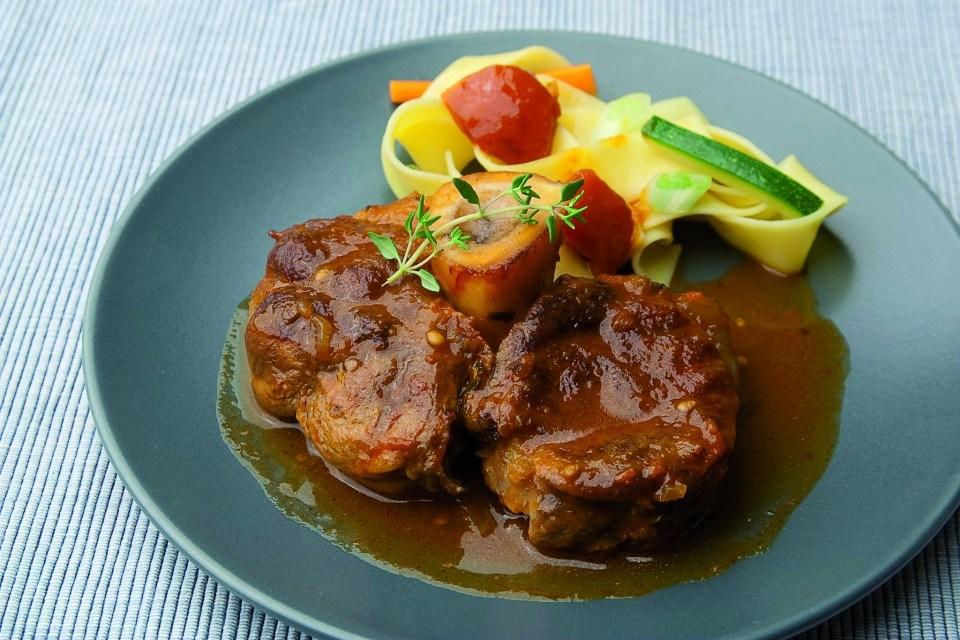Оссобуко из говядины рецепт в духовке рецепт пошагово 130